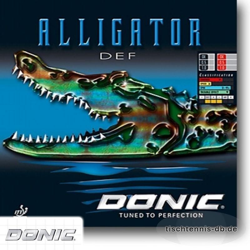 Alligator def