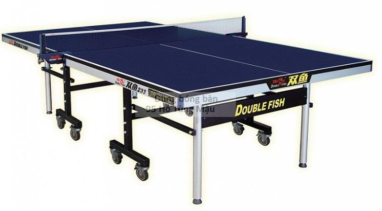Bàn bóng bàn song ngư doublefish 2233