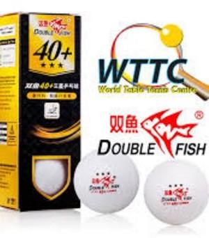 Banh bóng bàn double fish 40+